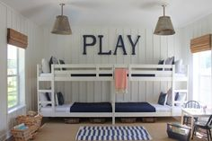 Cool bunk beds for small room