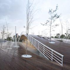 Mirador Monumental 5 de Mayo - TEN arquitectos