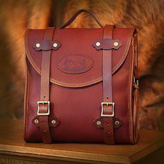 leather rucksack pattern - Hledat Googlem