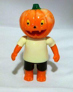2013 Super7 Lucky Bag Pumpkin Shonen by ilmuffino, via Flickr