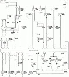 98 Honda Civic Engine Diagram - Wiring Diagram Networks