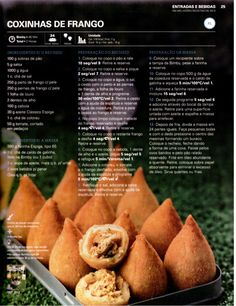 150 receitas - As melhores de 2012 Gluten Free Recipes, Healthy Recipes, Confort Food, Breakfast Snacks, Coffee Break, Finger Foods, Cooking Tips, Dairy Free, Good Food