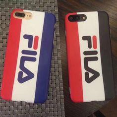 フィラFILA iPhone8/7s/7ケース 運動 スポーツ 夜光 iphone6s/6s plusカバー 背面型 薄い軽い ソフト カップルペアケース