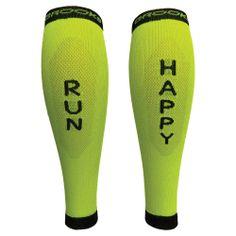 Compression running gear: Brooks Run Happy Calf Sleeves