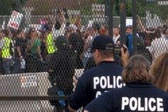 """EVERYDAY SOMETHING MORE DISTURBING THAN THE DAY BEFORE... HERE IS TODAY'S:  Federal Court Upholds the Herding of Demonstrators Into """"Free Speech Zones"""""""