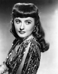 Barbara Stanwyck c. 1941-she didn't just play tough girls with a heart of gold, she was a mighty tough lady!