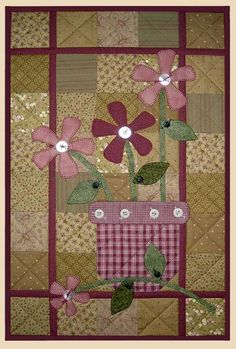 This could fill in the spot where the fall quilt was!