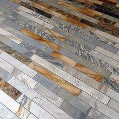 Celine shop marble floor by Casper Mueller Kneer Architects. Interesting gradient of colours Floor Patterns, Tile Patterns, Textures Patterns, Celine, Marble Floor, Tile Floor, Floor Design, House Design, Marble Stones