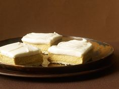 Pumpkin cheesecake bars (Bake the Book) from  Serious Eats by Matt Lewis and Renato Poliafito