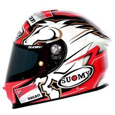 Suomy SR Sport Replica Andrea Dovizioso 2014