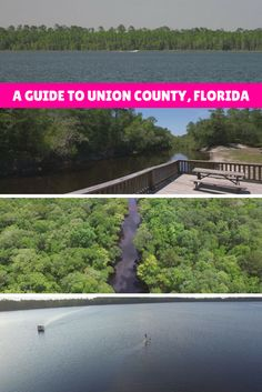 Spend 60 seconds exploring Union County, Florida