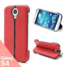 Bend Rojo S4  - Funda Samsung Galaxy S4 La Tienda de Doctor Manzana