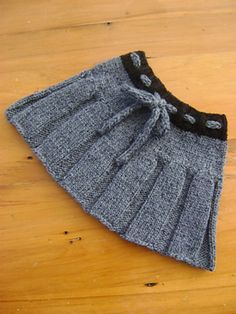 New Ideas Knitting Baby Dress Pattern Crochet Girls Baby Knitting Patterns, Knitting Baby Girl, Knitting For Kids, Hand Knitting, Baby Girl Skirts, Baby Skirt, Baby Dresses, Knit Baby Sweaters, Crochet Baby Dresses