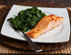 Sweet Chili Glazed Salmon Recipe