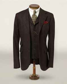 Bryant Checked Wool Sport Coat - RRL Sport Coats - RalphLauren.com
