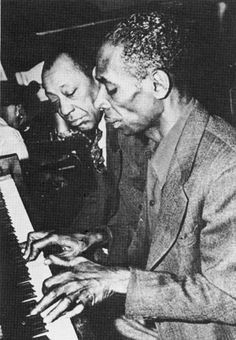 Charlie Spand was a blues and boogie-woogie pianist and singer, noted for his barrelhouse style. Spand was deemed one of the most influential piano players of the 1920s. Little is known of his life outside of music, and his total recordings comprise only thirty three tracks.