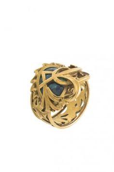 Bijou personnel de Georges Fouquet 1900 (George Fouquet's own ring)