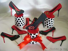 Sassy Shoe Toppers.