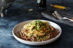 Braised Peanut Chicken Curry with Thai Gremolata  Recipe on Food52, a recipe on Food52