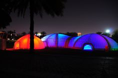 #Dryspace #Dubai #PeanutTrident #10mDome #14mDome #ZabeelPark #www.dryspace.ae engage@dryspace.ae
