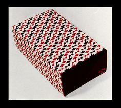 1969 Packaging, Superga, by Unimark International, Torino, Design Cool Packaging, Vintage Packaging, Tea Packaging, Packaging Design, Retro Design, Vintage Designs, Print Design, Logo Design, 2d Design