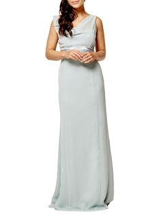 Maids to Measure Pandora Dress Maids To Measure, Bodice, Neckline, Bridesmaids, Bridesmaid Dresses, Fitted Skirt, Dresses For Work, Formal Dresses, Cowl