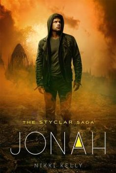 Jonah (The Styclar Saga, #3) by Nikki Kelly (8 Nov 2016)