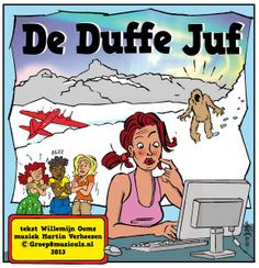 De Duffe Juf - Groep8musicals.nl