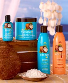 Rejuvenate and restore your damaged hair with these Coconut Oil Hair Repair products. They help prevent hair breakage and split ends while adding luster, shine