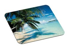 Amazon.com : 3M Foam Mouse Pad, Tropical Beach Design (MP114YL) : Mouse Pads : Office Products