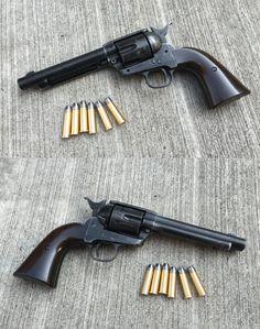 45 Caliber Pistol, Revolver Pistol, Weapons Guns, Guns And Ammo, Colt Single Action Army, Firearms, Shotguns, Hunting Guns, Gun Holster