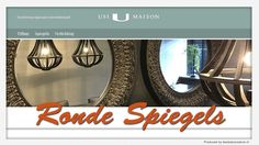 Ttm wonen teak meubelen perzische tapijten en woonaccessoires barok spiegels badkamer - Barokke hoekbank ...