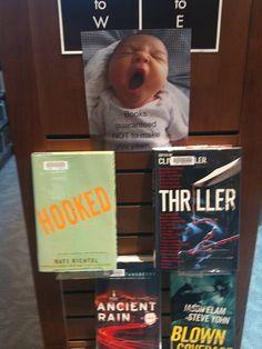 Books guaranteed not to make you yawn