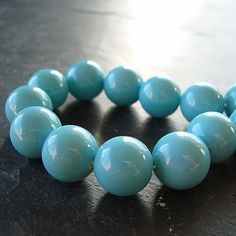 "Longue Bleu 8 mm Faceted Brazilian Aquamarine Gems Round Perles Colliers 24/"" AAA"