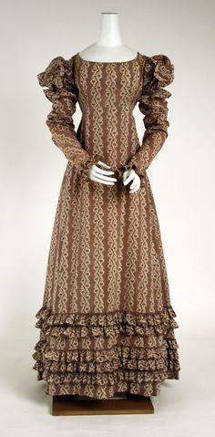 1818 Dress | American | The Metropolitan Museum of Art