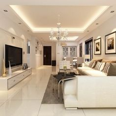 Gypsum Ceiling Design False Bedroom Living Room