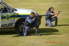 South African Police Service - Demo