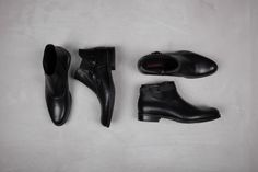 Conhpol A/W 16/17 #boots #buckles #winter #new #shoes #leather #men Leather Men, Rubber Rain Boots, Ankle, Winter, Casual, Collection, Shoes, Fashion, Winter Time