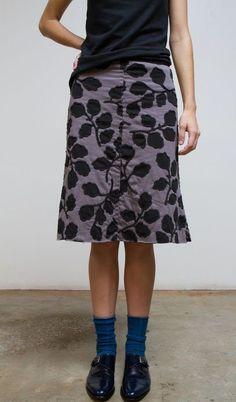 Alabama Chanin - New Leaves Maxine Skirt