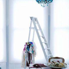#ladderlove#simple#flowerlove #gentlelight #white#atelier#glow#textiles#ribbons#frenchabstract #French chairs#white paint#cobatbluechandelier#carolynquartermainecollections2017#www.carolynquartermaine.com#selvedge #scraps#toiles#textilelove#