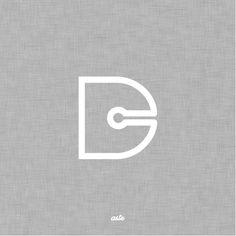 CD | monogram