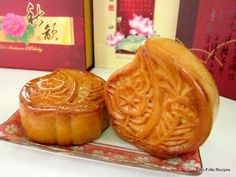 Traditional Mooncakes ~