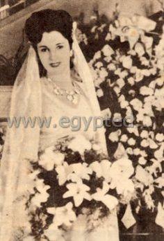 princess Faiza's wedding