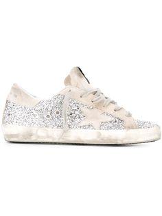 Golden Goose Sliver Glitter Superstar- $595.00 Please email rachael@roanshop.com for sizes #roan #wheninroan #goldengoose #goldengoosedeluxebrand #ggdb #goldengoosesuperstar #sneakers #fashion