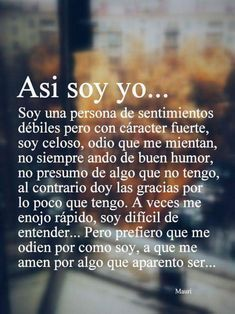 Discover recipes, home ideas, style inspiration and other ideas to try. Amor Quotes, Wisdom Quotes, True Quotes, Best Quotes, Positive Phrases, Motivational Phrases, Positive Quotes, Positive Thoughts, Spanish Inspirational Quotes