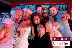 Famous Celebrity Sleepers