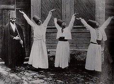 Whirling dervishes-1905