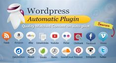 Buy WordPress Automatic Plugin by ValvePress on CodeCanyon. Wordpress Automatic Plugin posts from almost any website to WordPress automatically. It can import from popular site. Software, Popular Sites, Sites Like Youtube, Ebay Auction, Blogger Tips, Blogger Templates, Premium Wordpress Themes, Wordpress Plugins, Amazon Products