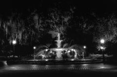 Forsyth fountain.