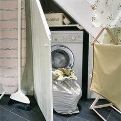 Under stairs utility room | Decorating ideas | housetohome.co.uk | Mobile